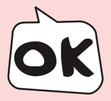 OK by Bubble-Tees.com One Piece - Short Sleeve