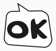OK by Bubble-Tees.com Kids Tee