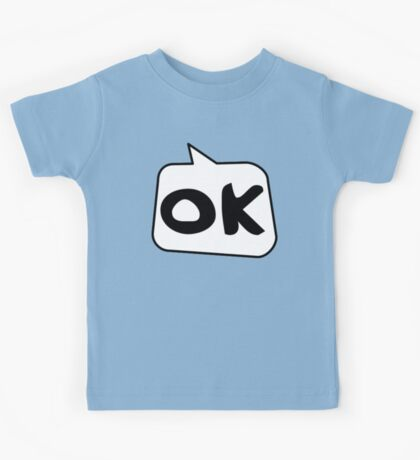 OK by Bubble-Tees.com Kids Tee