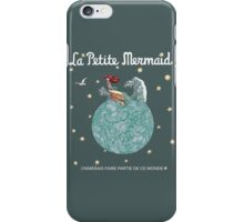 La Petite Mermaid iPhone Case/Skin