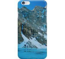 Blue Chasm iPhone Case/Skin