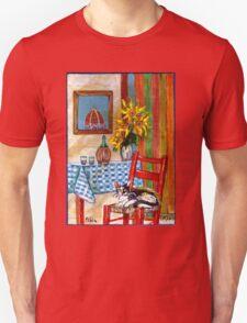 ITALIAN KITCHEN IN FLORENCE Unisex T-Shirt