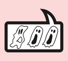 BOO by Bubble-Tees.com Kids Clothes
