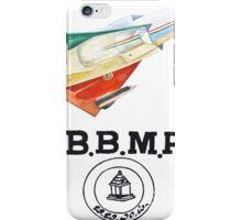 BBMP Tejas Take Off - Indian Jet Fighter iPhone Case/Skin