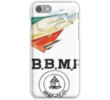 BBMP Tejas Take Off - Indian Jet Fighter iPhone Case/Skin