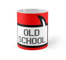 OLD SCHOOL by Bubble-Tees.com Mug