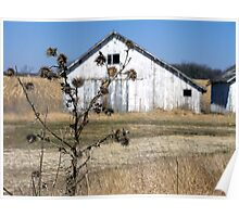 The Abandoned Barn Poster