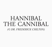 Hannibal The Cannibal by pinkbees