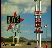 Roy's Cafe by Mark Moskvitch