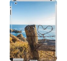 HEART ON A FENCE iPad Case/Skin