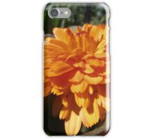 Marigold iPhone Case/Skin