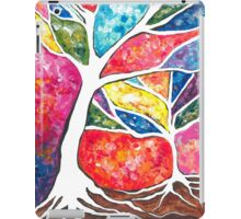 Abstract Trees iPad Case/Skin