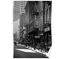 Royal Street Poster