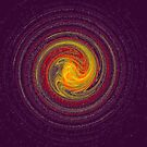 """Fractal ART  """" Home""""  *New edit* by scatharis"""