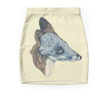 Laminate Pet Animal, Snowmine Pencil Skirt