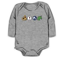 Animal Crossing Items (in many colours!) One Piece - Long Sleeve