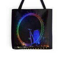 London Eye - Pride Colours Tote Bag