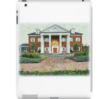Colonial Revival Style iPad Case/Skin