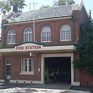 Forbes 294 Fire Station by roybob