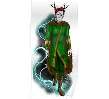 Frost Giant - Loki Poster