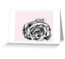 I was dreaming of a rose Greeting Card