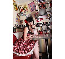 Milkshake Photographic Print