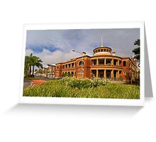 Historic Customs House - The Strand Townsville Greeting Card