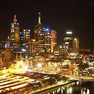Melbourne by Timana