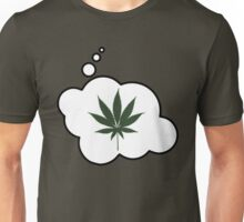 Weed by Bubble-Tees.com Unisex T-Shirt