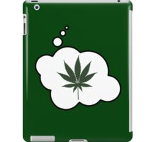 Weed by Bubble-Tees.com iPad Case/Skin