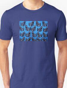 Skeletons on parade T-Shirt