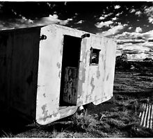 Caravan - Broad Arrow, WA by Melissa Drummond