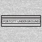 PCU Brick Logo by Spudmunkey