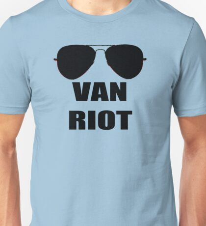EBW - Mikey Van Riot T-Shirt Unisex T-Shirt