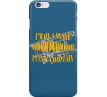 Nirvana ~ On A Plane Design iPhone Case/Skin