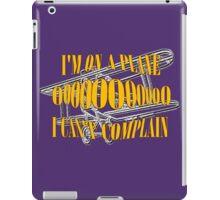 Nirvana ~ On A Plane Design iPad Case/Skin