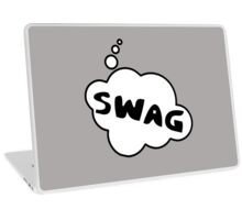 SWAG by Bubble-Tees.com Laptop Skin