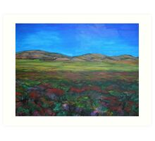 A view from afar... Art Print