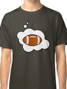 Football by Bubble-Tees.com Classic T-Shirt