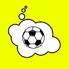 Soccer Ball by Bubble-Tees.com by Bubble-Tees