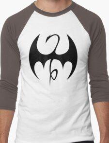 Iron Fist - Black Men's Baseball ¾ T-Shirt