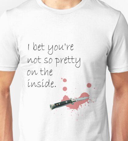 not so pretty Unisex T-Shirt