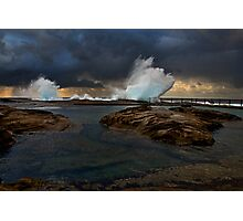 North Curl Curl Morning Photographic Print