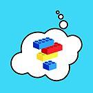 Bricks by Bubble-Tees.com by Bubble-Tees