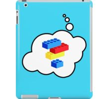 Bricks by Bubble-Tees.com iPad Case/Skin