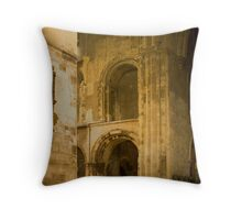 0003  St Bartholomews Cathedral - London Throw Pillow
