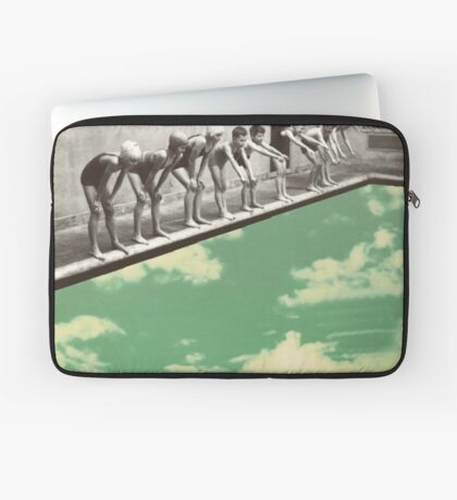"""Skydiving"" Laptop Sleeve"