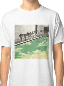 """Skydiving"" Classic T-Shirt"