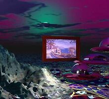 Martian Drive-In by Joni  Rae
