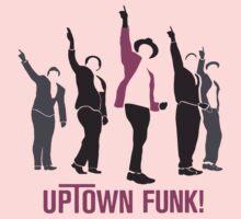 Uptown Funk! One Piece - Long Sleeve